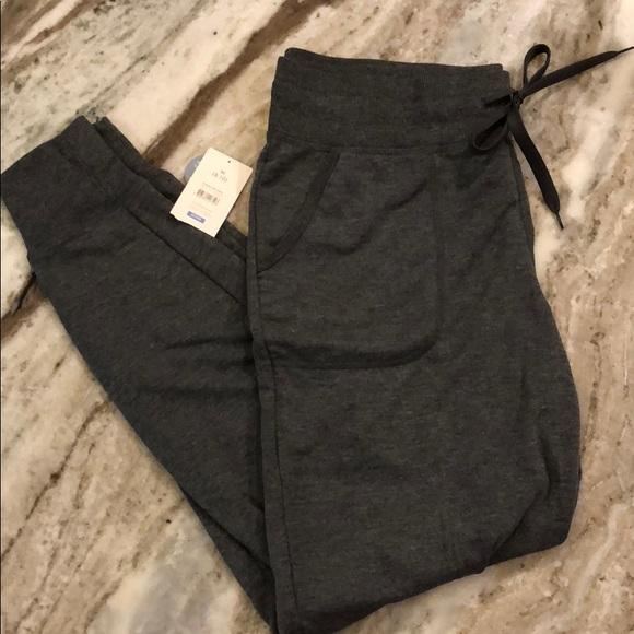 37b624fd09a3 Danskin Now Pants | French Terry Jogger Sz M 810 | Poshmark